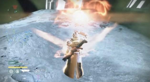デスティニー:煽られまくって突き落とされたアテオン、怒りの逆襲(おもしろ)