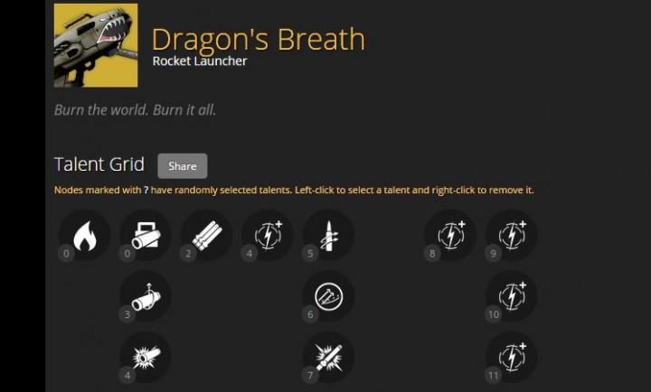 Destiny:新エキゾチック武器とレジェンダリー装備がリーク(18種)