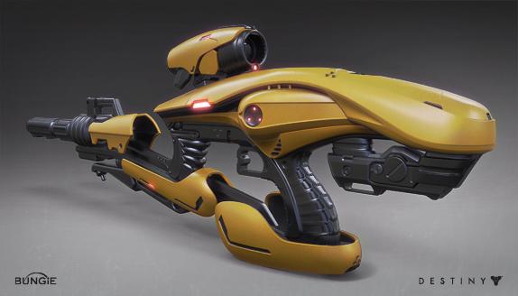 """Destiny:ベックス・ミソクラストが""""強化""""、他のエキゾ武器も強化へ"""
