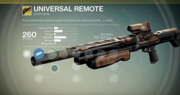 『Destiny(デスティニー)』ユニバーサルリモートUniversal_Remote