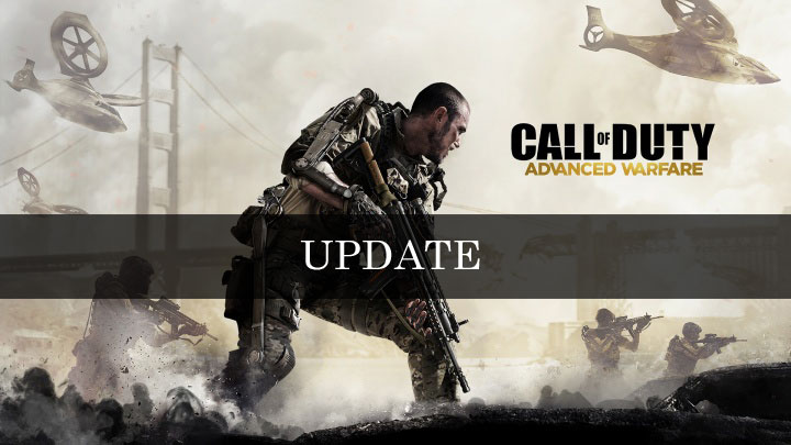 CoD:AW:大規模アップデート1.05、国内PS3へ配信開始
