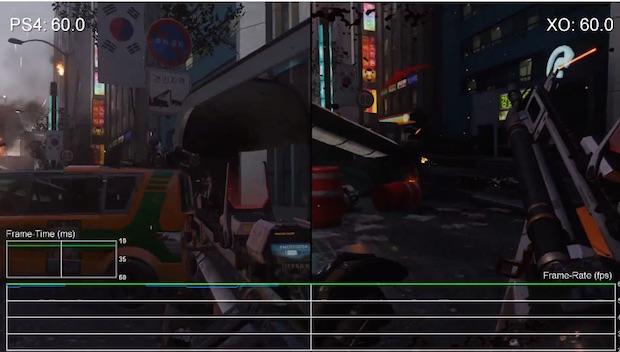 CoD:AW:Xbox One版の解像度発表、PS4版との違いは?