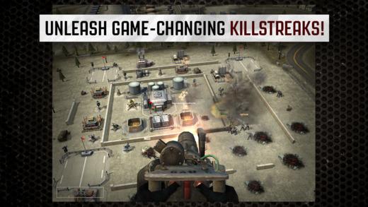 Call of Duty: Heroes (コールオブデューティー: ヒーローズ)』キルストリーク