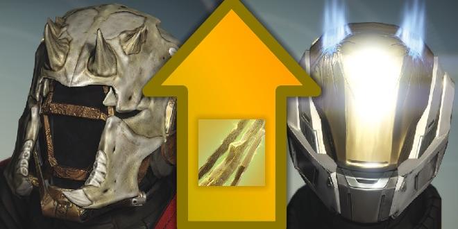 Destiny:DLC「地下の暗黒(Dark Below)」で、エキゾチックを強化する「究極の素材」登場