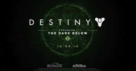 Destiny-地下の暗黒