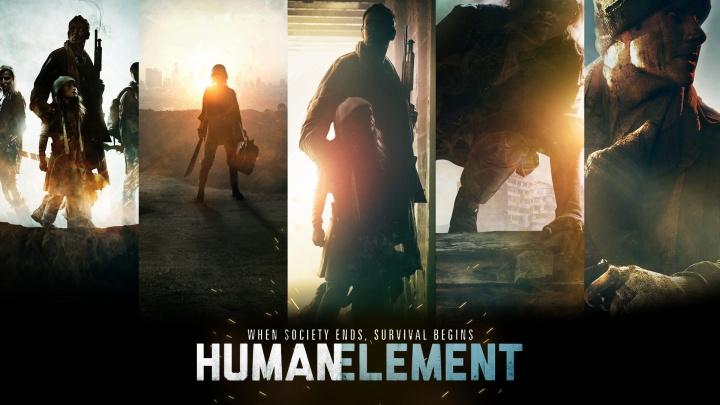 デス即ゾンビ:ゾンビサバイバルFPS『Human Element』の初トレイラー