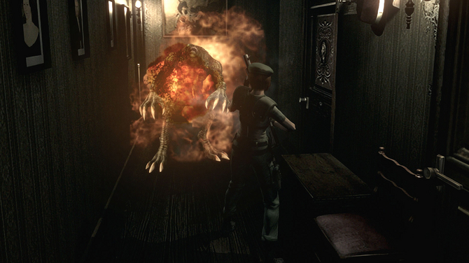 『バイオハザード HDリマスター』5