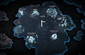 『Call of Duty: Advanced Warfare(コール オブ デューティ アドバンスド・ウォーフェア)』クリスマスクランウォー