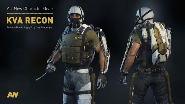 『Call of Duty: Advanced Warfare(コール オブ デューティ アドバンスド・ウォーフェア)』 KVA Recon