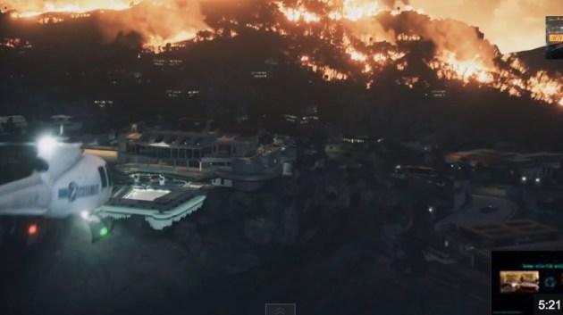 『Battlefield Hardline (バトルフィールド ハードライン』新マップ