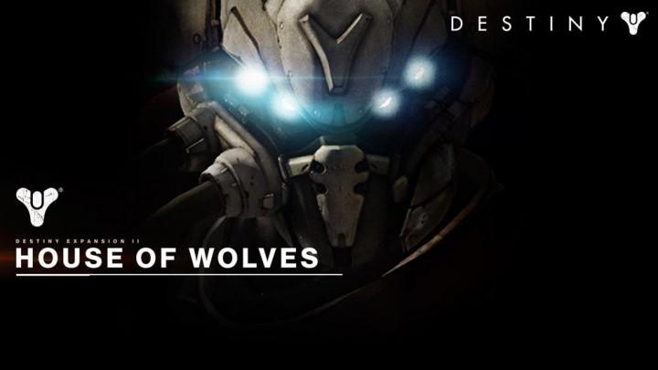 【修正】Destiny:「House of Wolves」は4-6月リリース、大規模コンテンツも年内に予定
