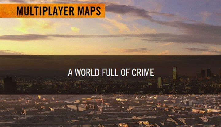 BFH:マルチマップ全9種のプレイ動画やイメージ、ゲームモード全7種を公開