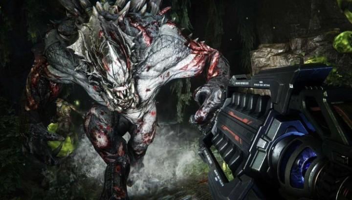 Evolve:大迫力の「イントロシネマティック・トレーラー」公開(日本語版)