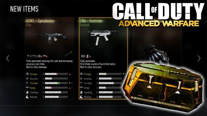 CoD:AW:エリート武器を「直接入手」する方法追加へ