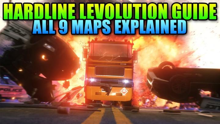 BFH:全9マップのレボリューションポイントまとめ動画