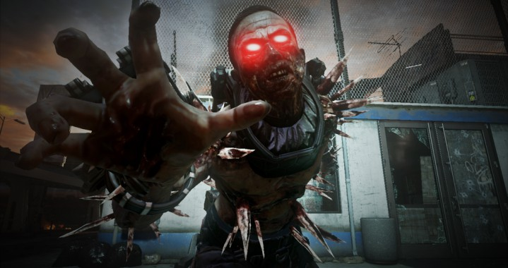 "New Advanced Warfare Exo Zombies ""Infection"" map images (2)"