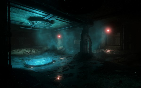 """New Advanced Warfare Exo Zombies """"Infection"""" map images (5)"""