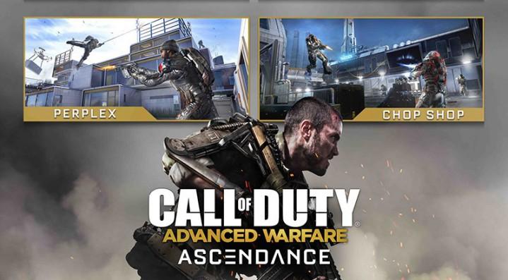"CoD:AW:第2弾DLC""Ascendance""、4/30に配信決定 (PS3/PS4)"