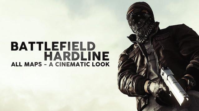 """BFH:有名クリエイターによる、クールな全マップ紹介動画""""A Cinematic Look"""""""