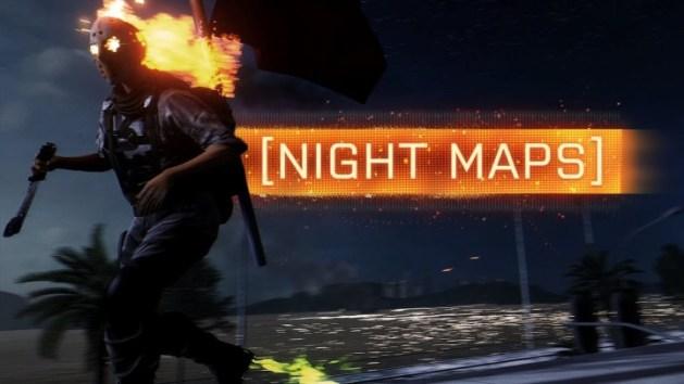 BF4:夜間マップ