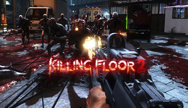 ゴアFPS『Killing Floor 2』の最新ゴアプレイ映像登場
