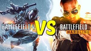 『BATTLEFIELD 4(バトルフィールド 4)』『Battlefield Hardline(バトルフィールド ハードライン)』BF4のプレイヤー数がBFHを上回っている事が判明