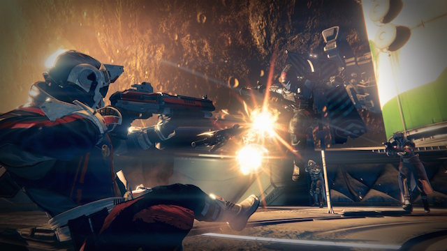 """Destiny:第2弾DLC""""ハウス・オブ・ウルブズ""""のプレイ動画(新マップ4種)"""