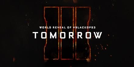 CoD:BO3:世界に向けた詳細公開は27日午前3時から!プレイ動画に期待