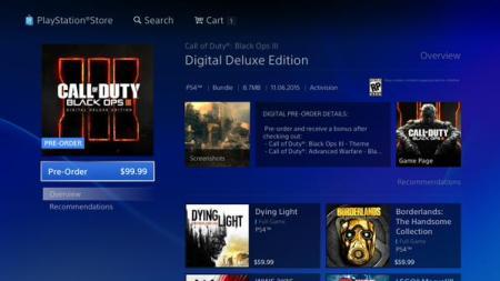 CoD:BO3:海外PS4やSteamで予約受付開始、デジタルデラックス版にはBO3テーマやAW迷彩など