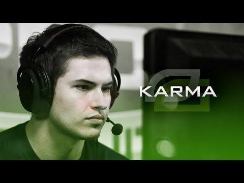 Karma選手