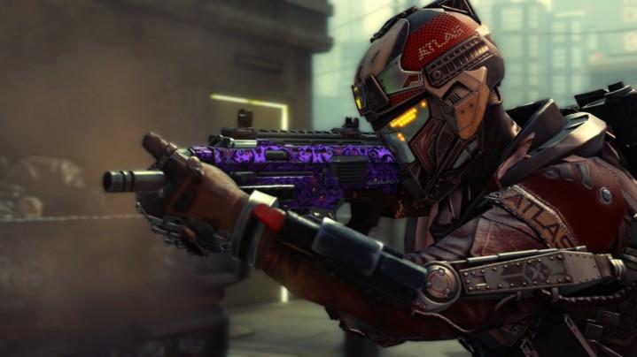 CoD:AW:多数の新武器や新装備を一挙に確認できる公式トレイラー