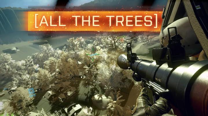 BF4:新マップ「ジャングル」を含め、今後のDLCは全て無料に