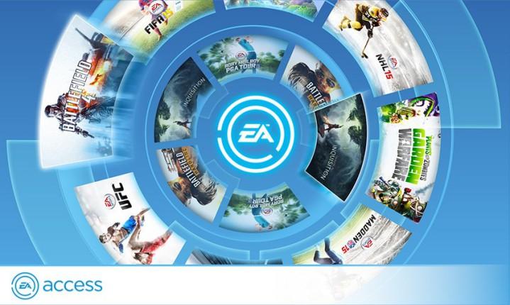 月額518円でプレイし放題の「EA Access」、Xbox One限定で国内サービス開始