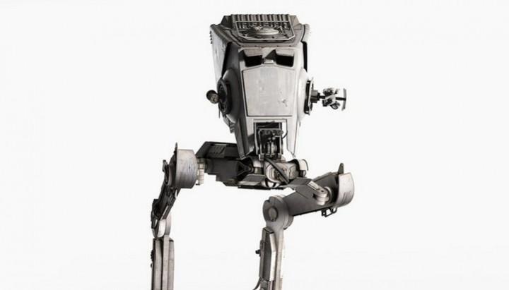 スター・ウォーズ バトルフロント:映画でお馴染みの2足歩行兵器「AT-ST」、搭乗可能なビークルとして登場