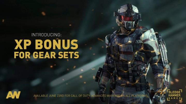 CoD:AW:新機能「装備セットXPボーナス」と、高速リロードの新ロイヤリティ武器発表(14種)
