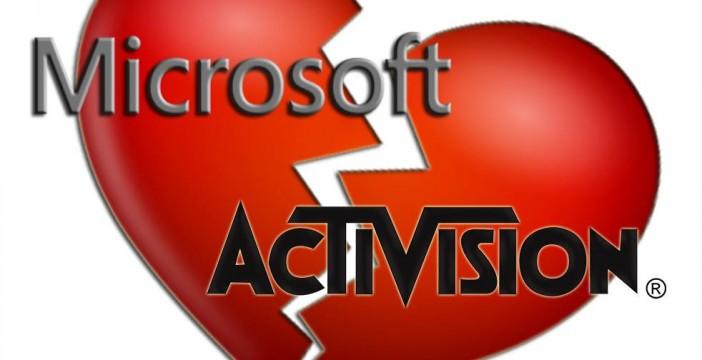 Activision Microsoft