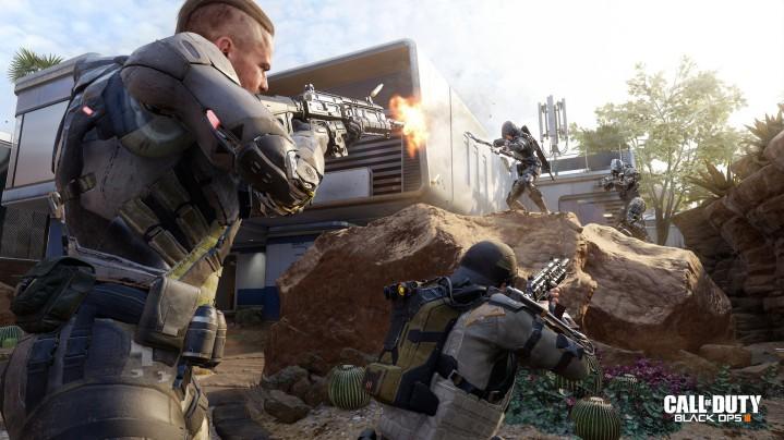 CoD:BO3:Activision CEO、Sonyとのパートナーシップを語る「興奮している」