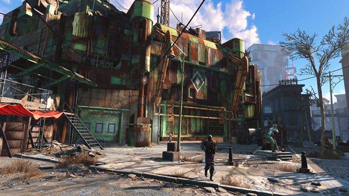 Fallout 4:能力値「S.P.E.C.I.A.L.」の解説アニメ第3弾、Endurance編