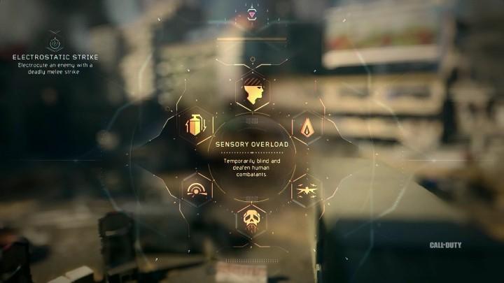 Sensory Overload:兵士から一時的に視覚と聴覚を奪う