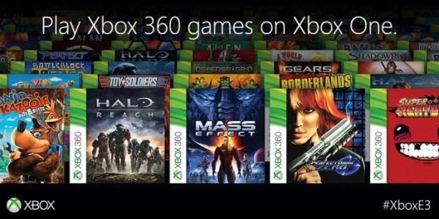 Xbox 360-Xbox One