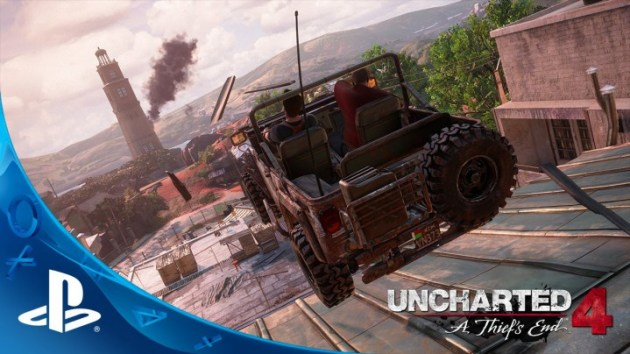 UNCHARTED 4 A Thief's End - E3 2015 Press Conference Demo PS4_compressed