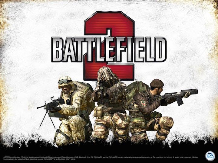 名作『Battlefield 2』が10周年を迎える