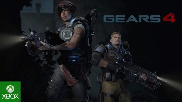 Gears of War最新作「Gears 4」が発表、旧作のリマスターであるUltimate Editionのマルチプレイベータは本日から
