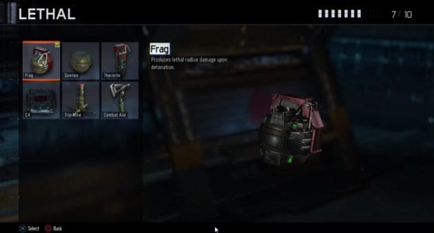 フラグ:起爆時に範囲にリーサルダメージを与える。