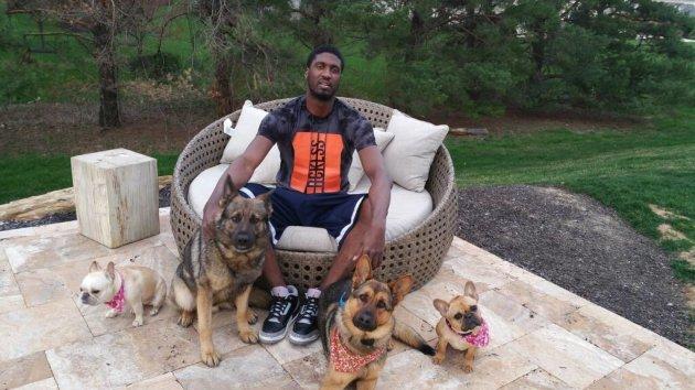 NBA のRoy Hibbert選手