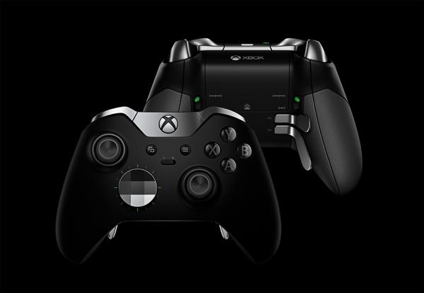 プロゲーマー向けの公式Xbox Oneコントローラー発表、お値段18,500円