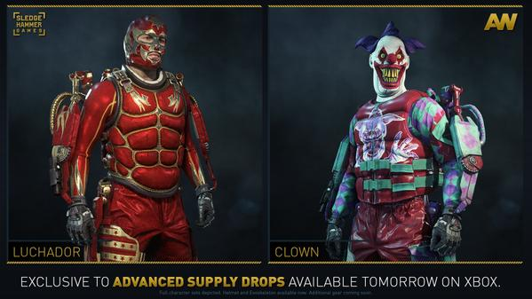 Exclusive New Gear