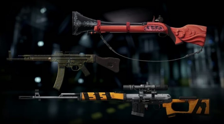 CoD:AW:3種の新武器Blunderbuss, STG44, SVOが配信開始(PS4, PC)