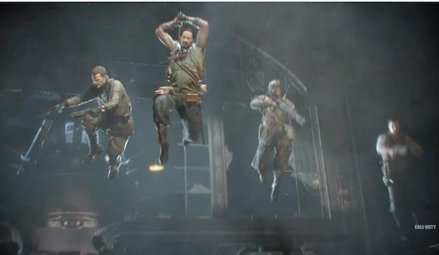 """CoD:BO3:『BO』の""""Der Riese""""リメイク、""""The Giant""""のトレイラーが公開"""