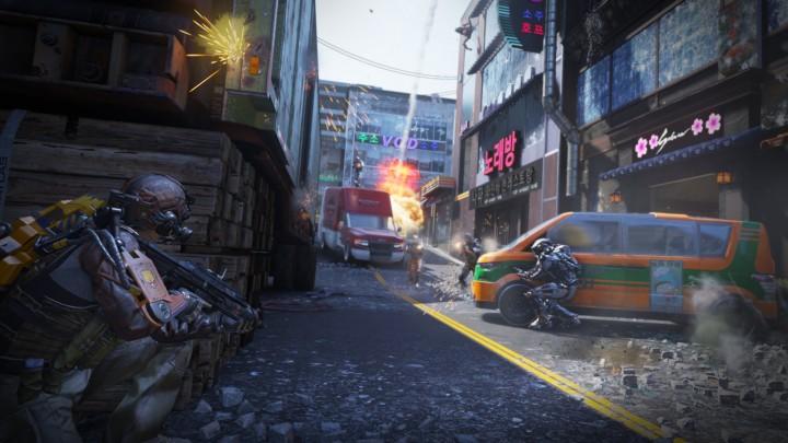 """DLC4""""Reckoning"""" Swarm"""